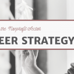 Nonprofit Career Strategy