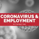 Coronavirus and Employment