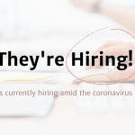 Companies Hiring During the Pandemic