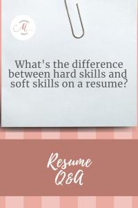 Resume Q&A